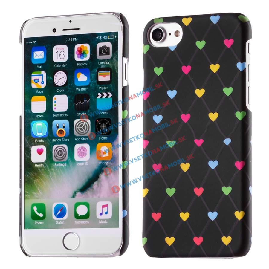 FORCELL SVIETIACI Obal Apple iPhone 7 iPhone 8 HEARTS 1