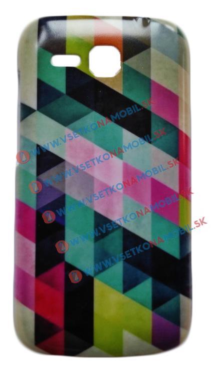 Plastový kryt Huawei Y600 PATTERN