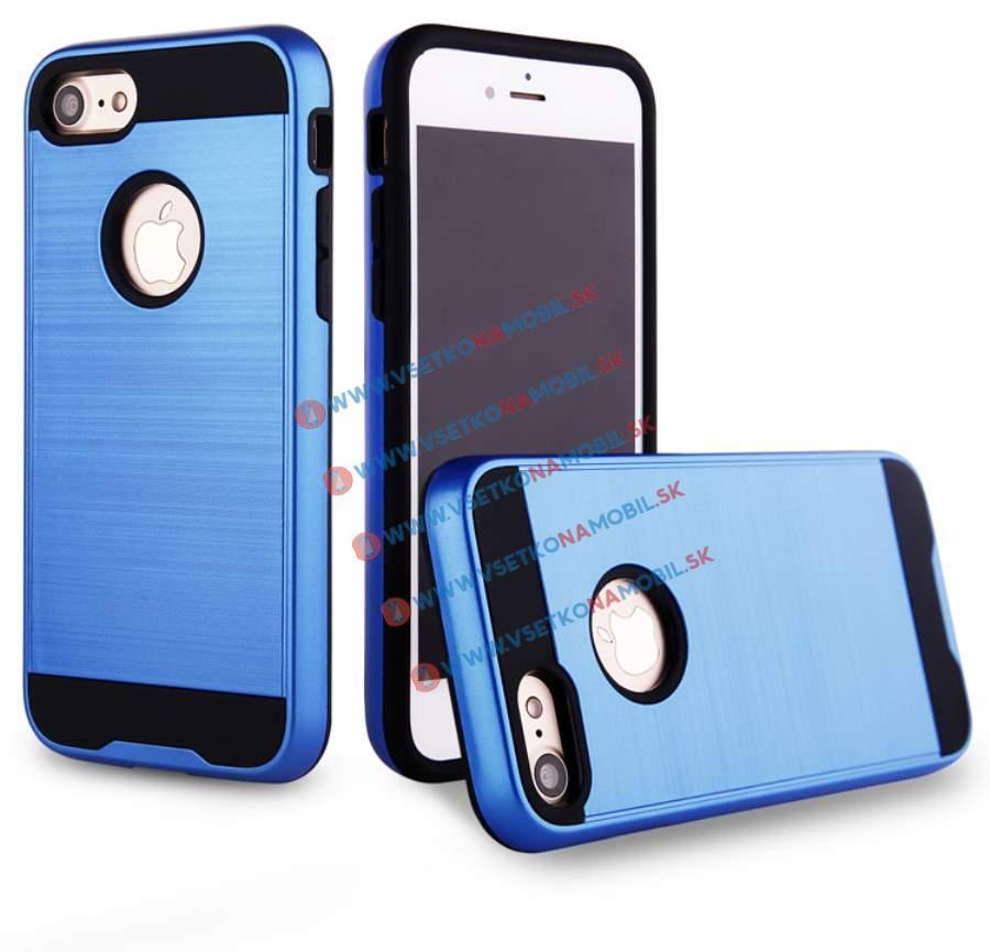 FORCELL PANZER Ochranný obal Apple iPhone 7 / iPhone 8 modrý