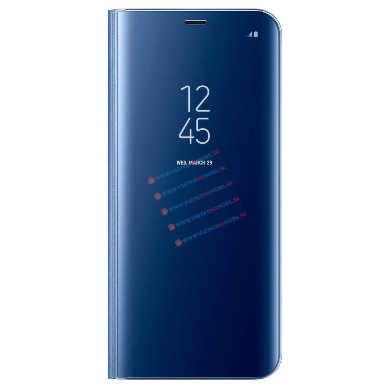 SAMSUNG CLEAR VIEW (EF-ZG950CL) Samsung Galaxy S8 modrý