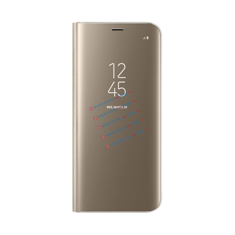 SAMSUNG CLEAR VIEW (EF-ZG950CF) Samsung Galaxy S8 zlatý