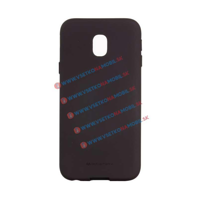MERCURY SOFT FEELING Samsung Galaxy J3 2017 (J330) čierny