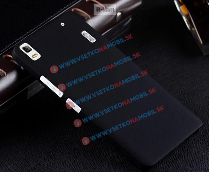Plastový kryt Lenovo A7000 čierny