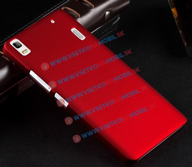 Plastový kryt Lenovo A7000 červený