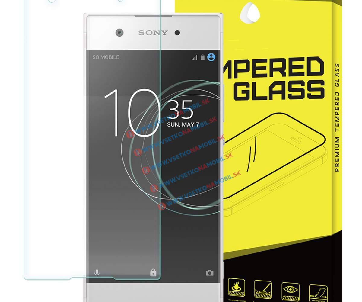 FORCELL 3D Temperované (tvrdené sklo) Sony Xperia XA1 priehľadné