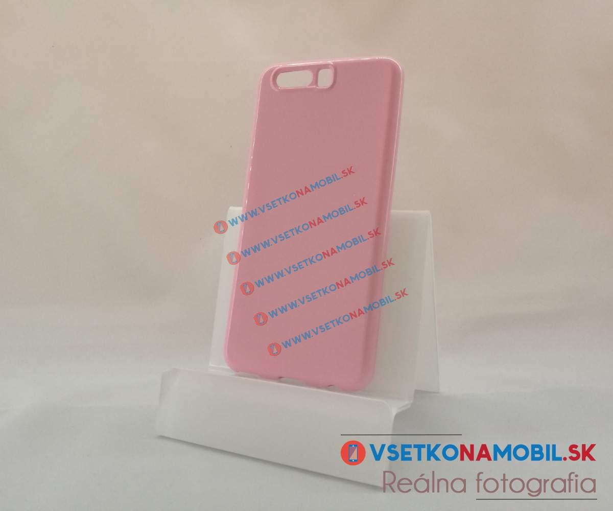 JELLY TPU obal Huawei P10 ružový