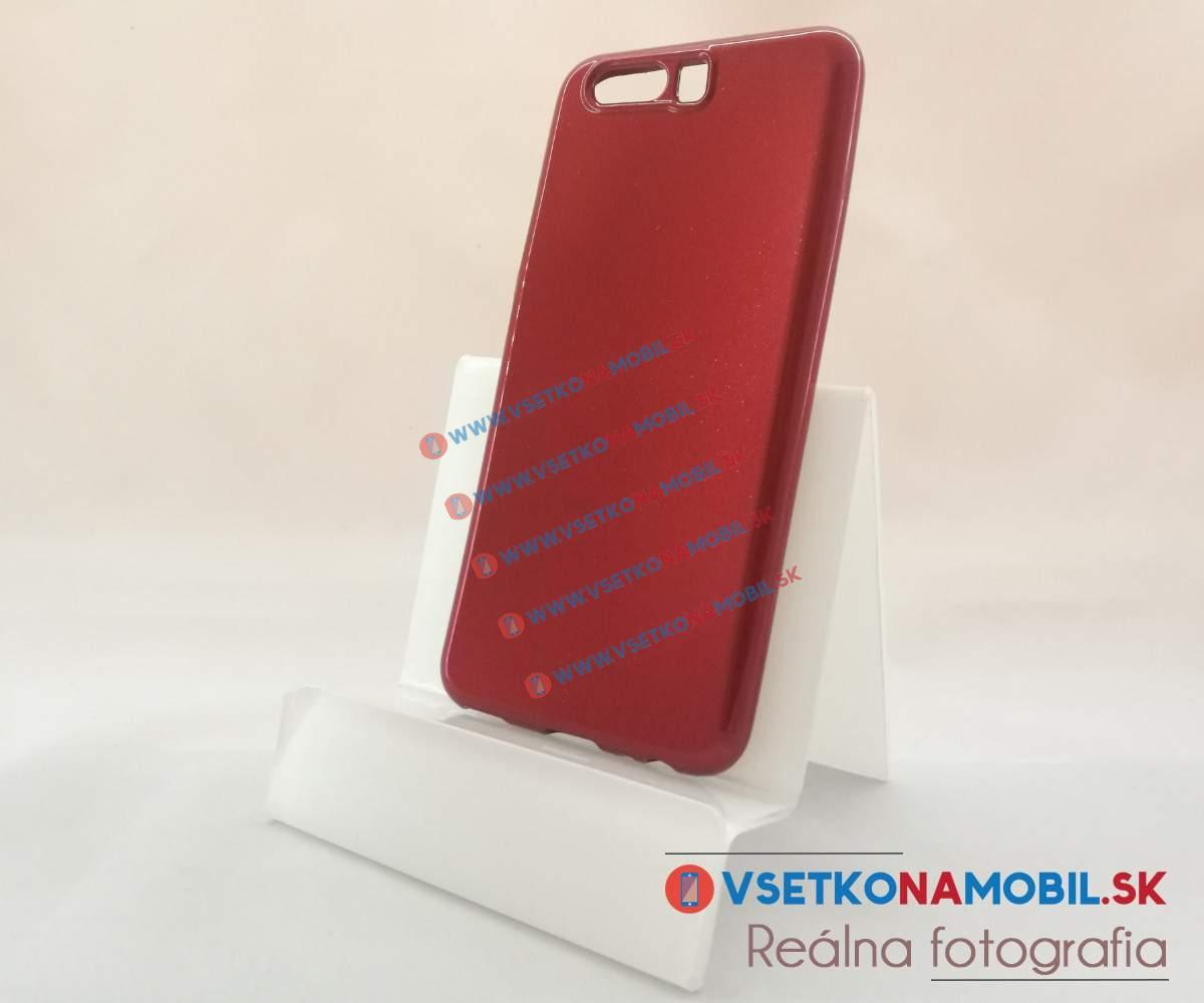 JELLY TPU obal Huawei P10 červený