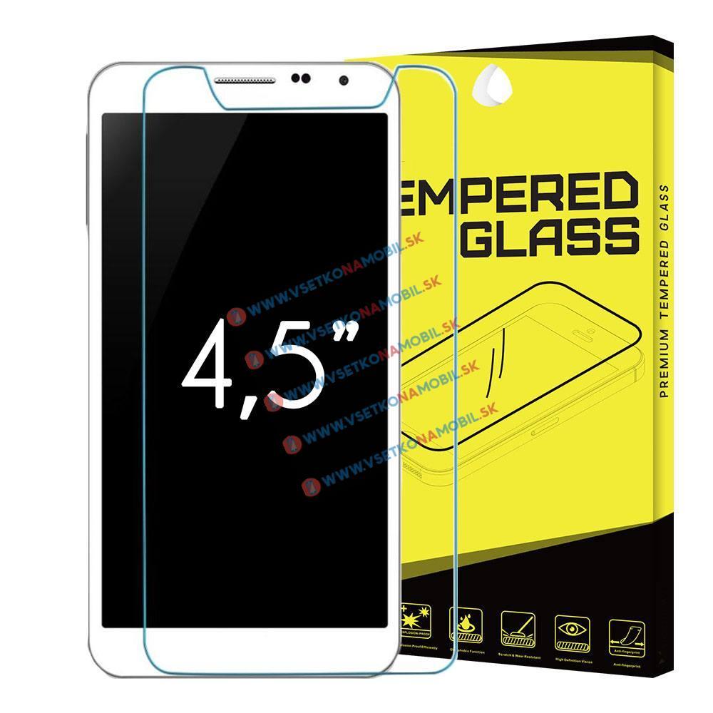 """FORCELL Univerzální tvrzené (temperované) sklo 4,5 """""""
