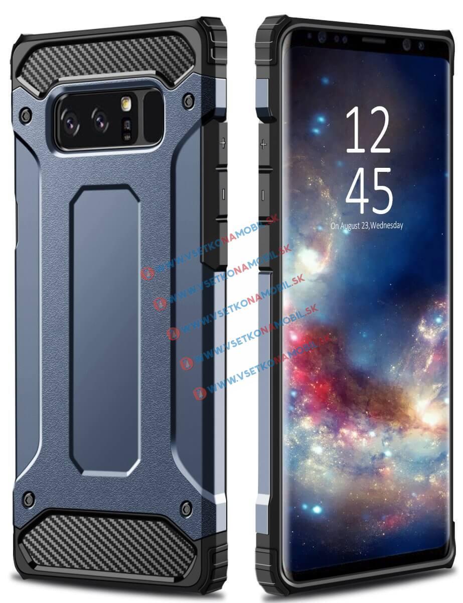 TOUGH Ochranný kryt Samsung Galaxy Note 8 modrý