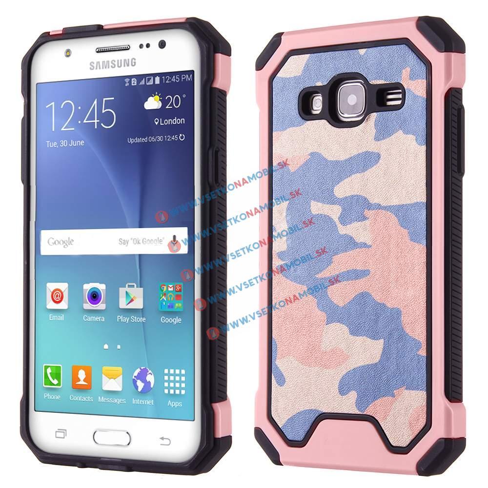 ARMY Ochranný obal Samsung Galaxy GRAND PRIME ( G630) ružový
