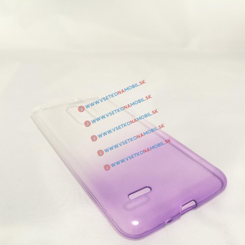 OMBRE LG K10 2017 fialový