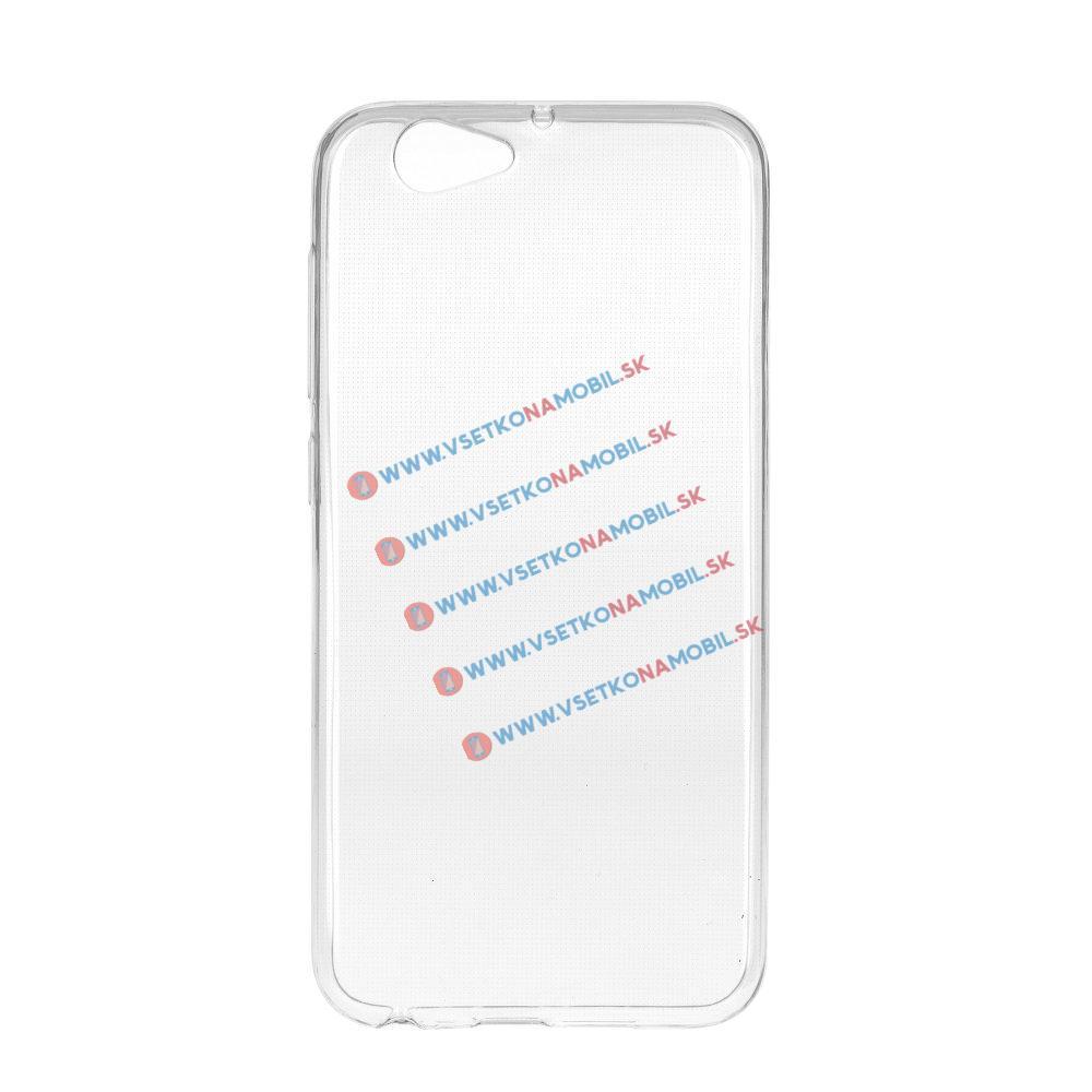 FORCELL Silikonový obal HTC One A9s průhledný