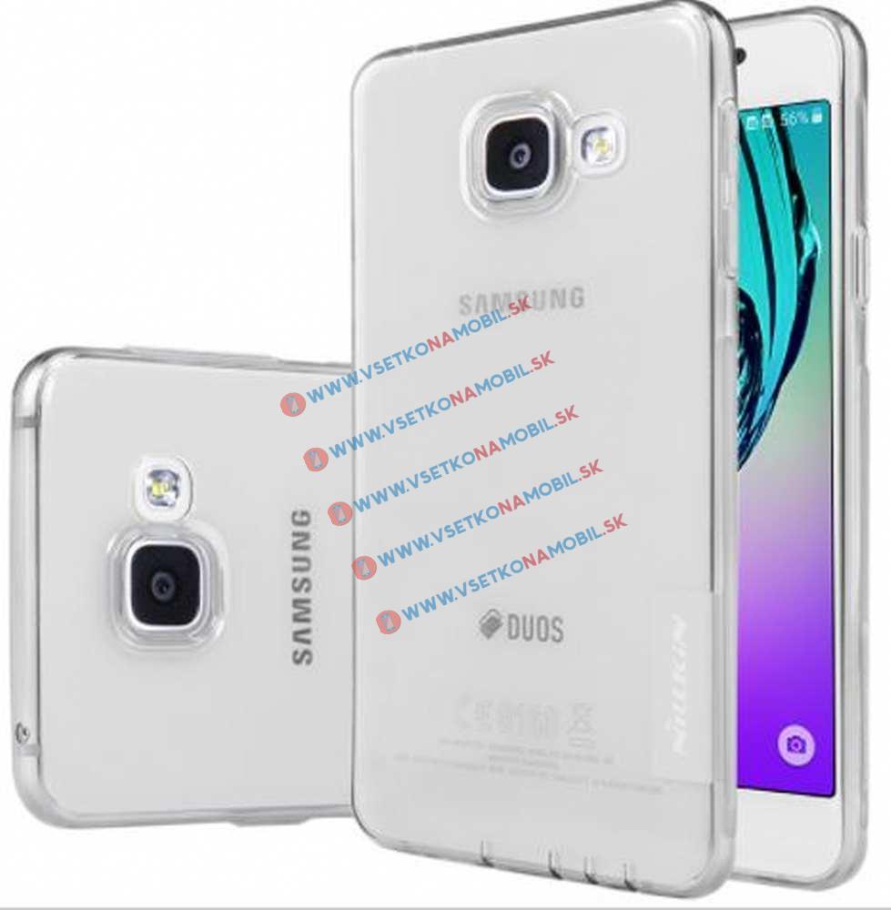NILLKIN NATURE Samsung Galaxy A3 2016 (A310) šedý