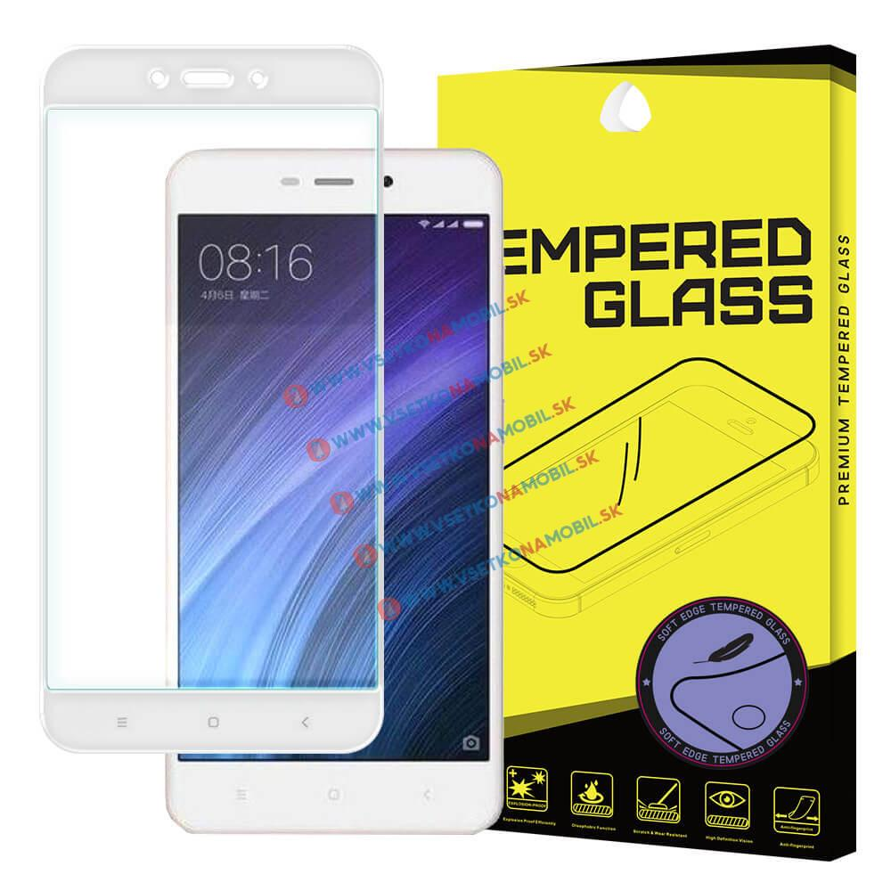 FORCELL 3D Tvrzené sklo Xiaomi Redmi 4A / 3S bílé