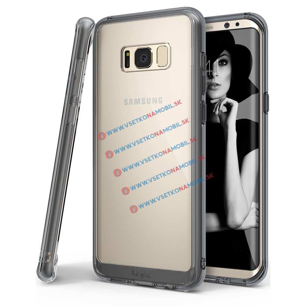 RINGKE FUSION Samsung Galaxy S8 Plus šedý