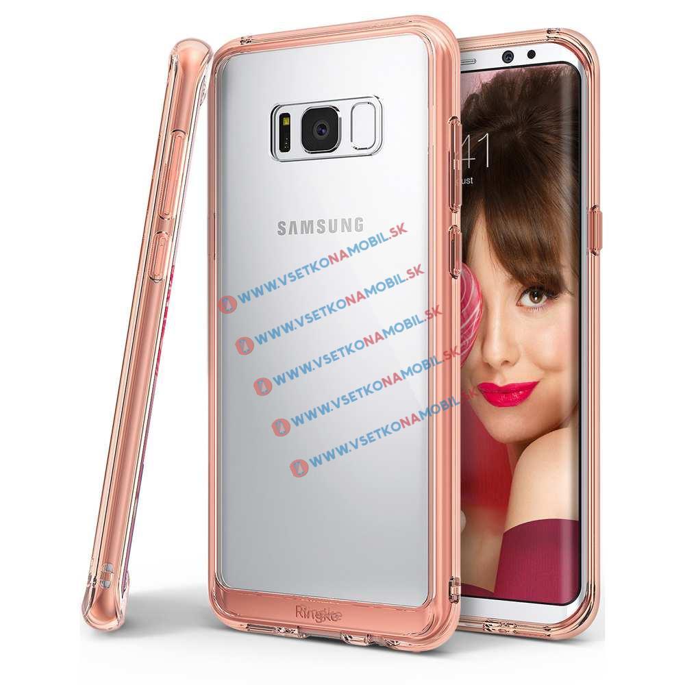 RINGKE FUSION Samsung Galaxy S8 Plus ružový