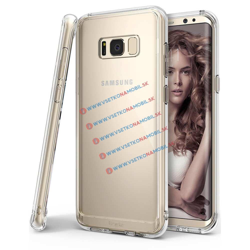RINGKE FUSION Samsung Galaxy S8 Plus priehľadný