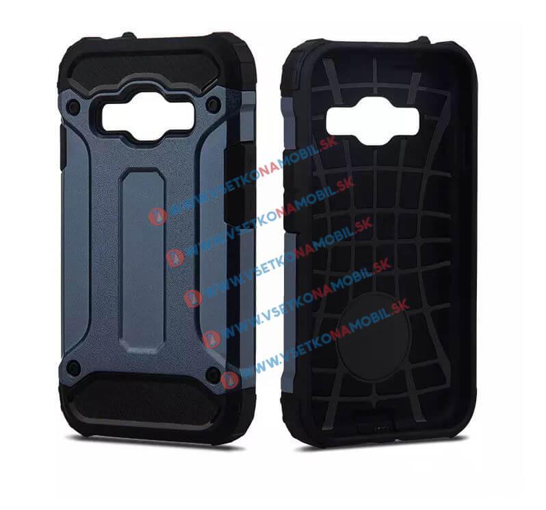FORCELL TOUGH Ochranný obal Samsung Galaxy J3 2016 modrý d1091136c4d