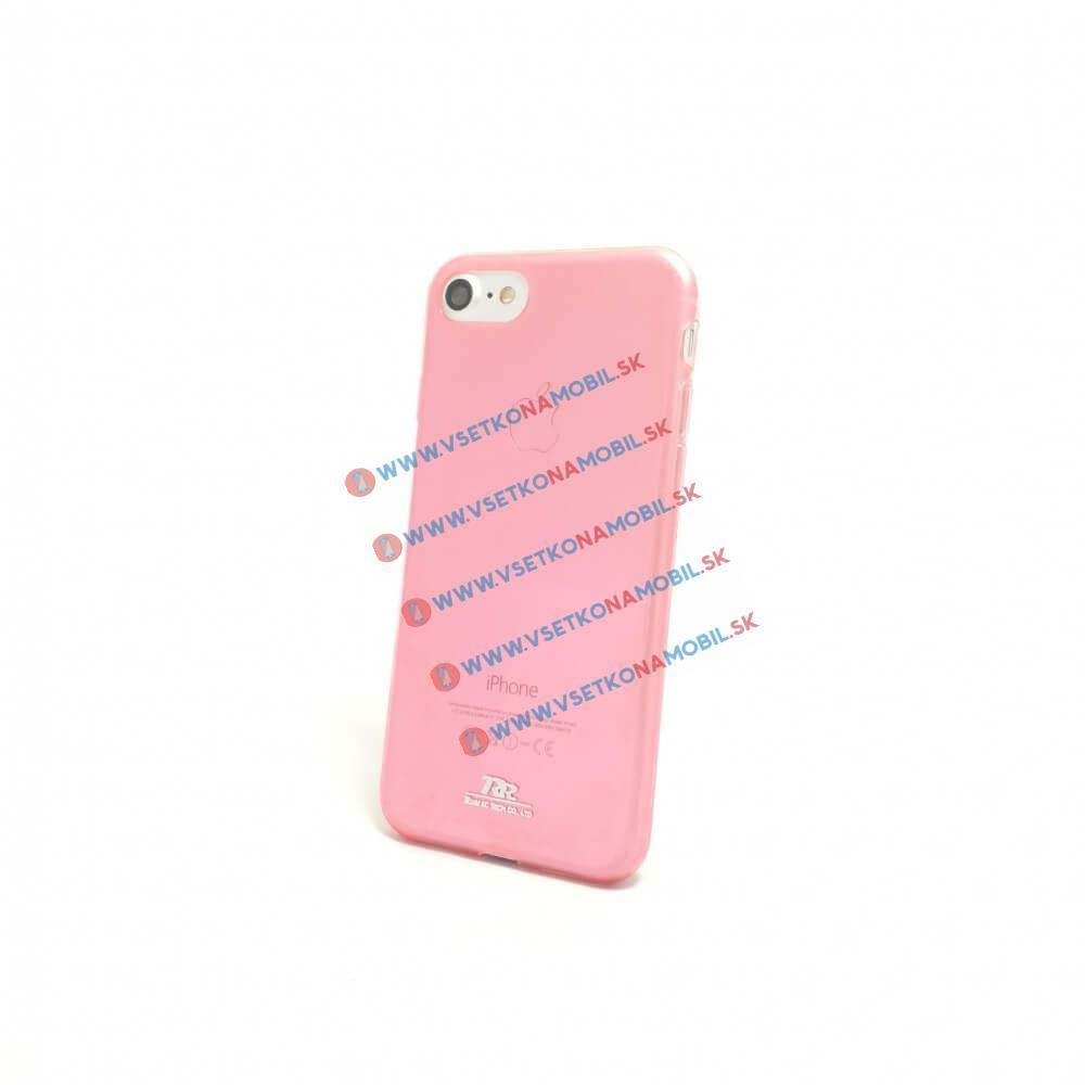 FORCELL ROAR Silikónový obal Apple iPhone 7 / iPhone 8 ružový