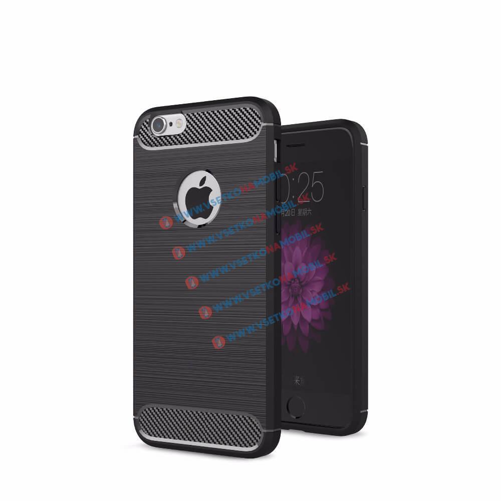 FORCELL FLEXI TPU ochranný kryt Appe iPhone 6   6S černý e5f31ef5c49
