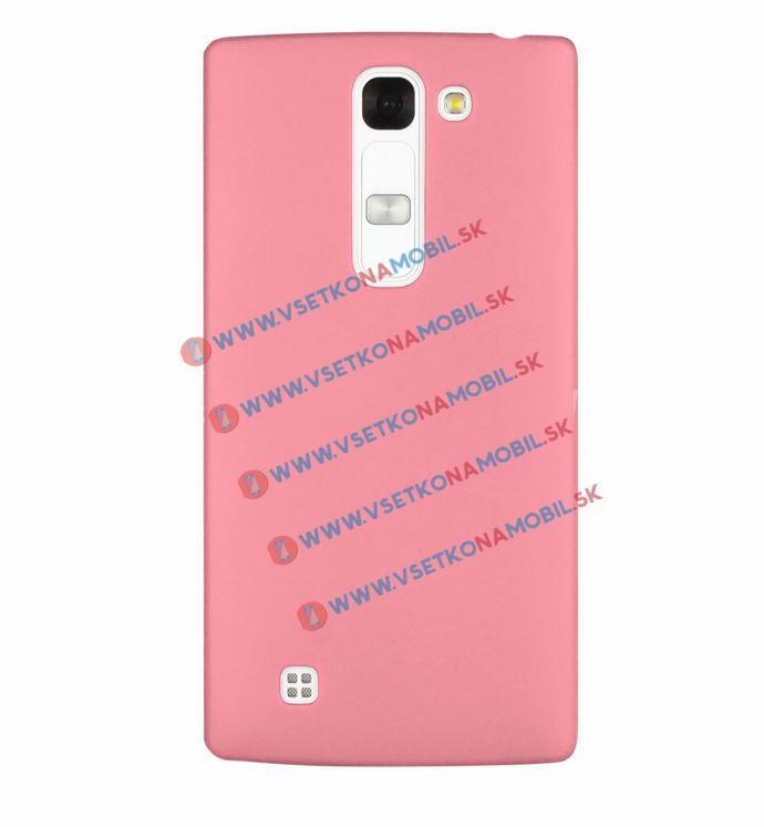 Plastový obal LG G4c (G4 mini) růžový
