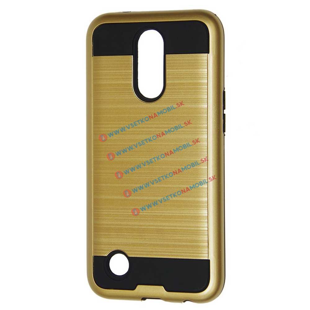 PANZER Ochranný kryt LG K5 2017 zlatý