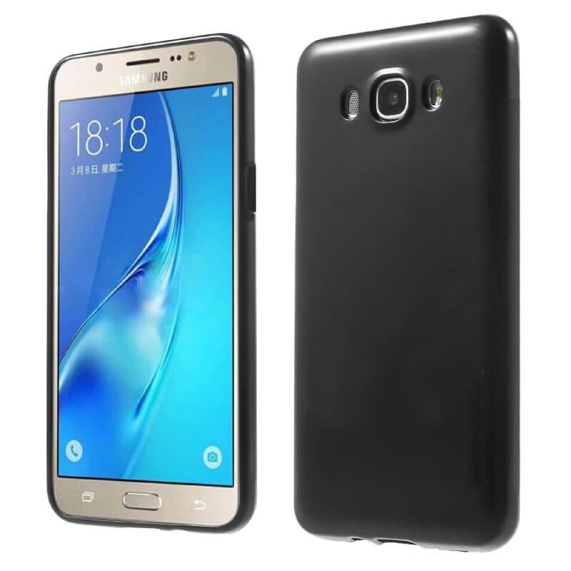 JELLY TPU obal Samsung Galaxy J5 2016 (J510) čierny