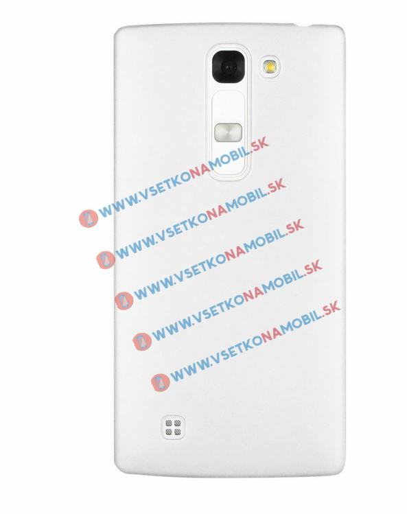 Plastový obal LG G4c (G4 mini) bílý
