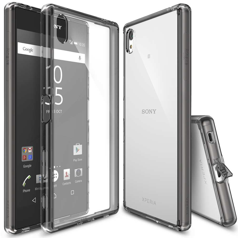 RINGKE FUSION Sony Xperia Z5 Premium čierny