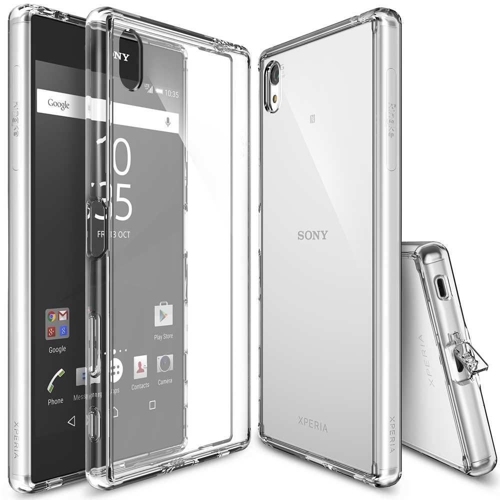RINGKE FUSION Sony Xperia Z5 Premium priehľadný