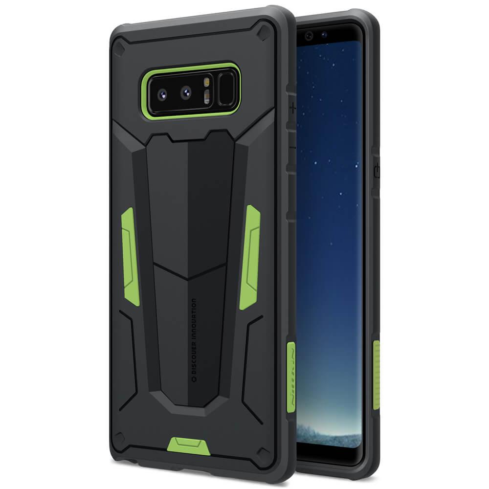 NILLKIN DEFENDER II Samsung Galaxy Note 8 pouzdro zelené