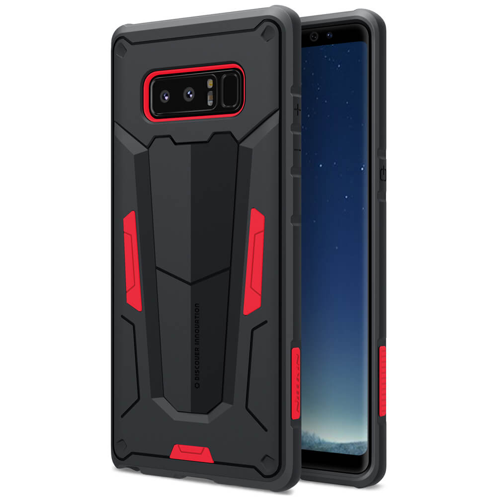 NILLKIN DEFENDER II Samsung Galaxy Note 8 červený