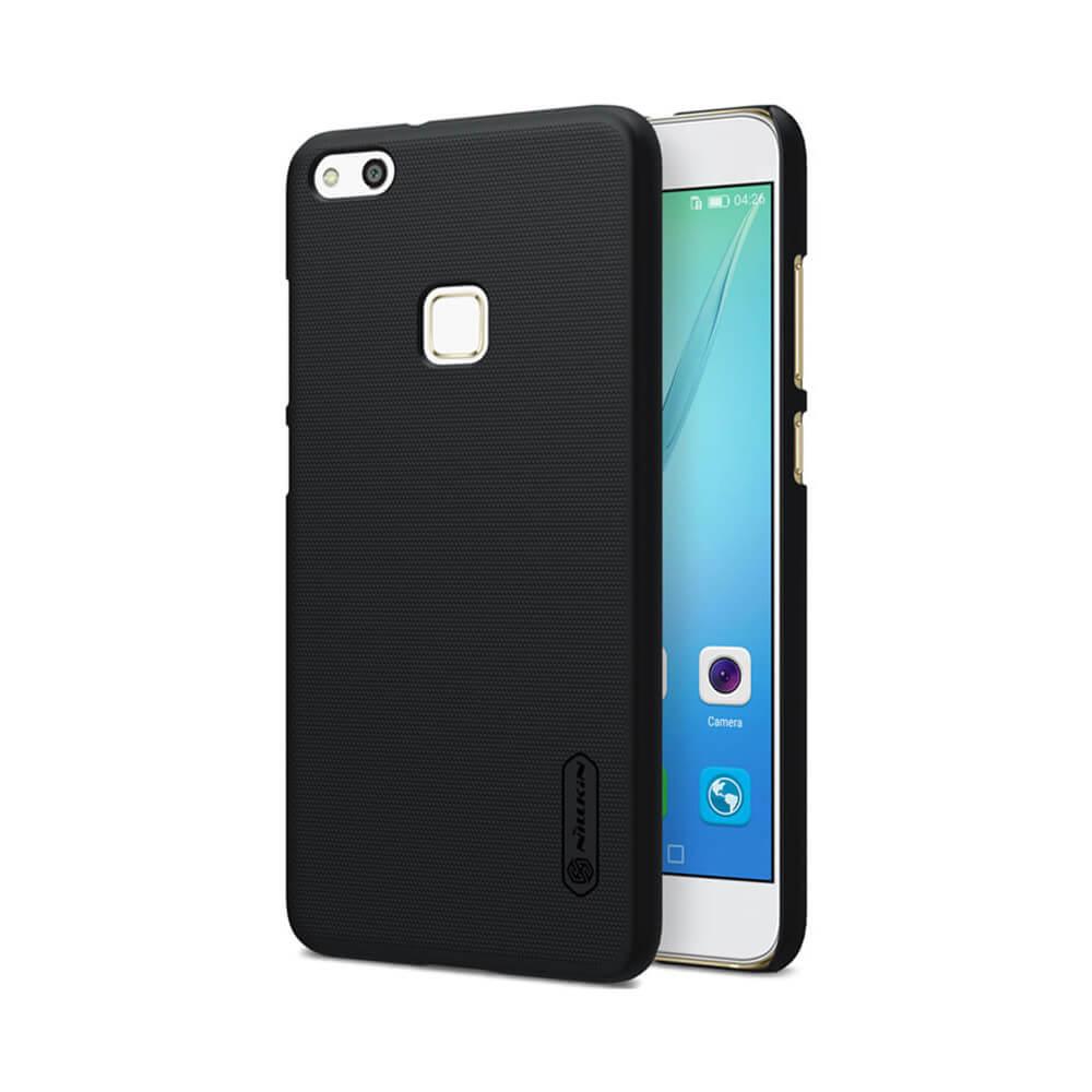 NILLKIN FROSTED Huawei P10 lite + ochranná fólie černý