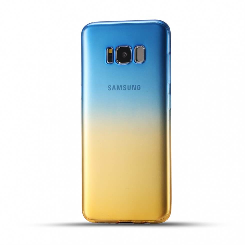 FORCELL OMBRE Samsung Galaxy S8 modrý