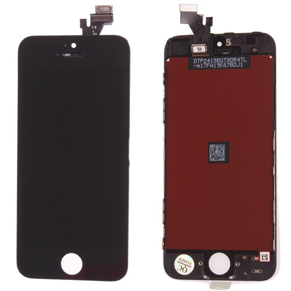 Apple iPhone 5 LCD Displej + dotyková plocha AAA černý