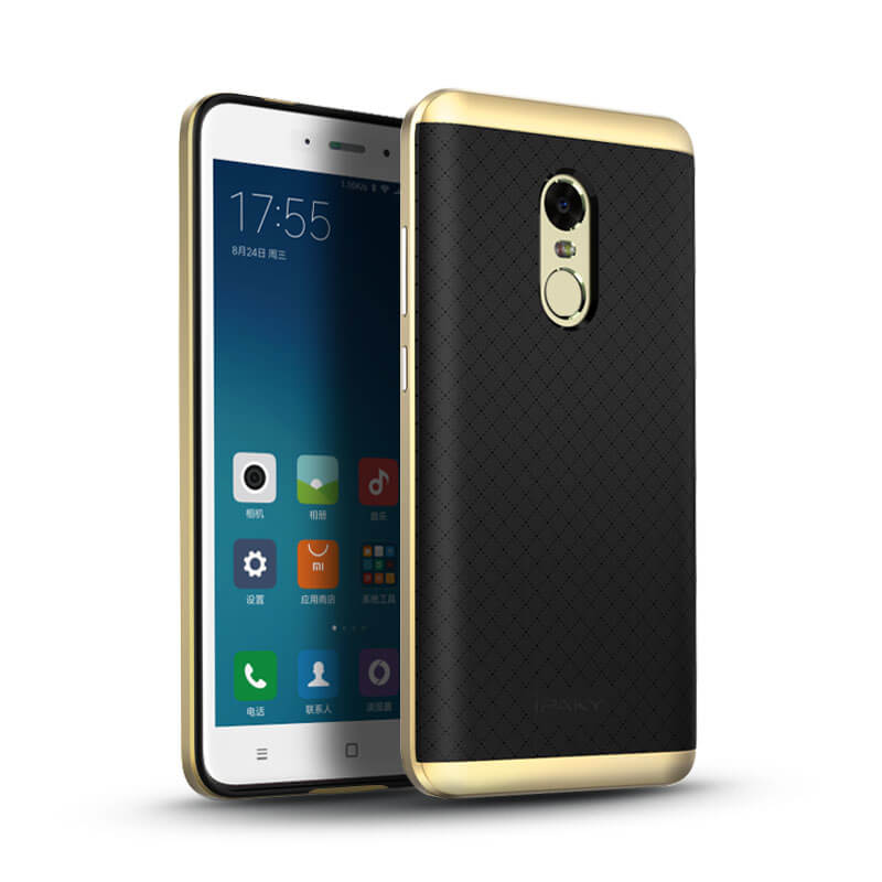 IPAKY BUMBLEBEE Xiaomi Redmi Note 4 zlatý