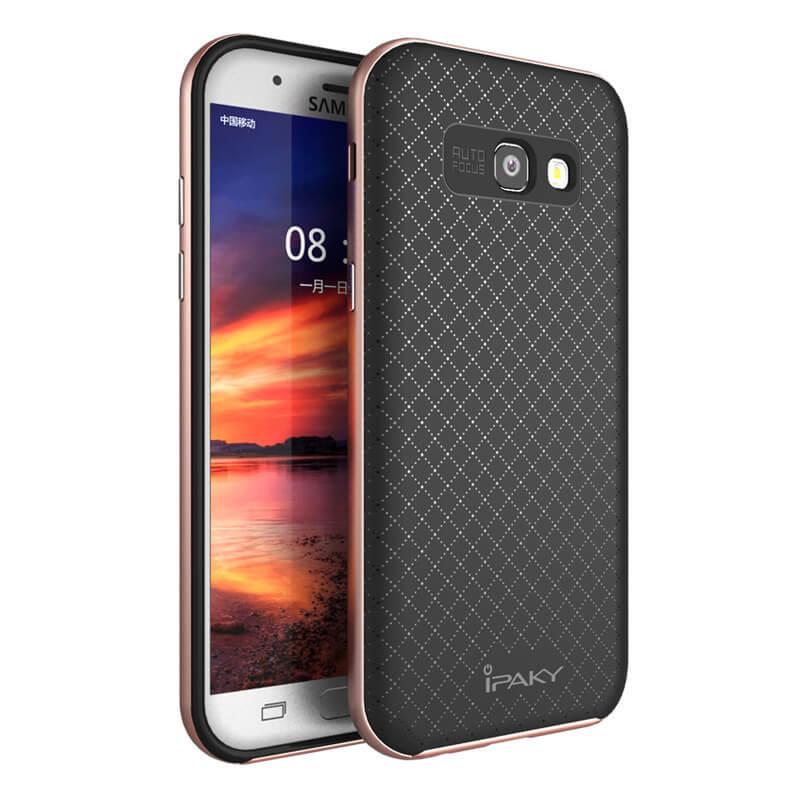 IPAKY BUMBLEBEE obal Samsung Galaxy A5 2017 (A520) ružový