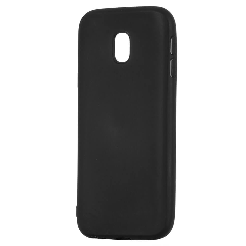 MATTE TPU obal Samsung Galaxy J3 2017 (J330) čierny