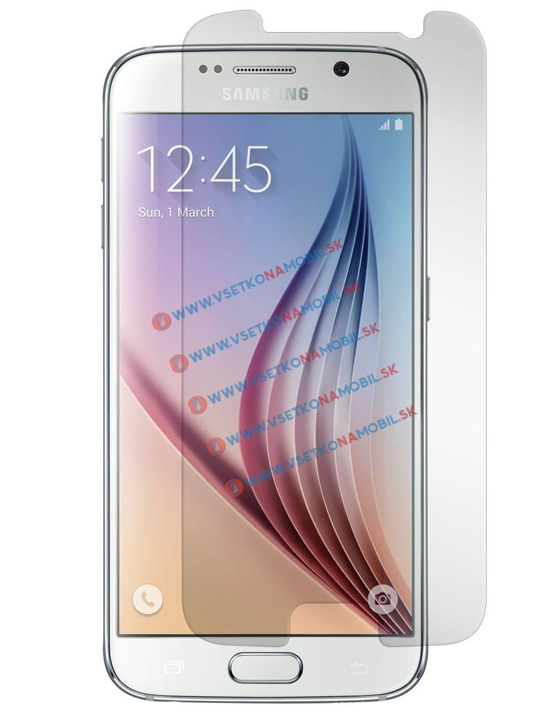 Ochranné tvrdené sklo Samsung Galaxy S6