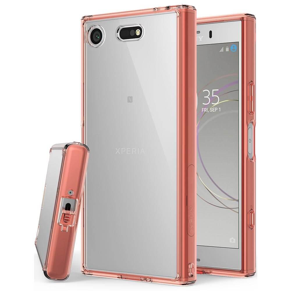 RINGKE FUSION Sony Xperia XZ1 Compact ružový