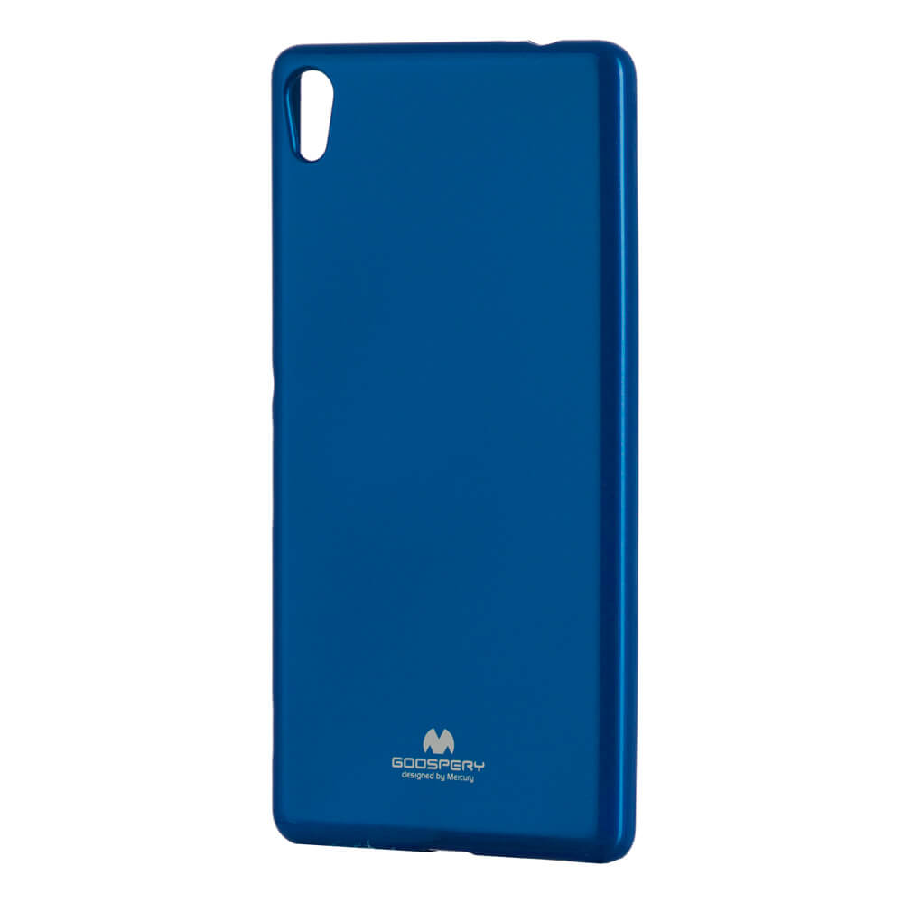 MERCURY JELLY Gumový obal Sony Xperia XA Ultra modrý