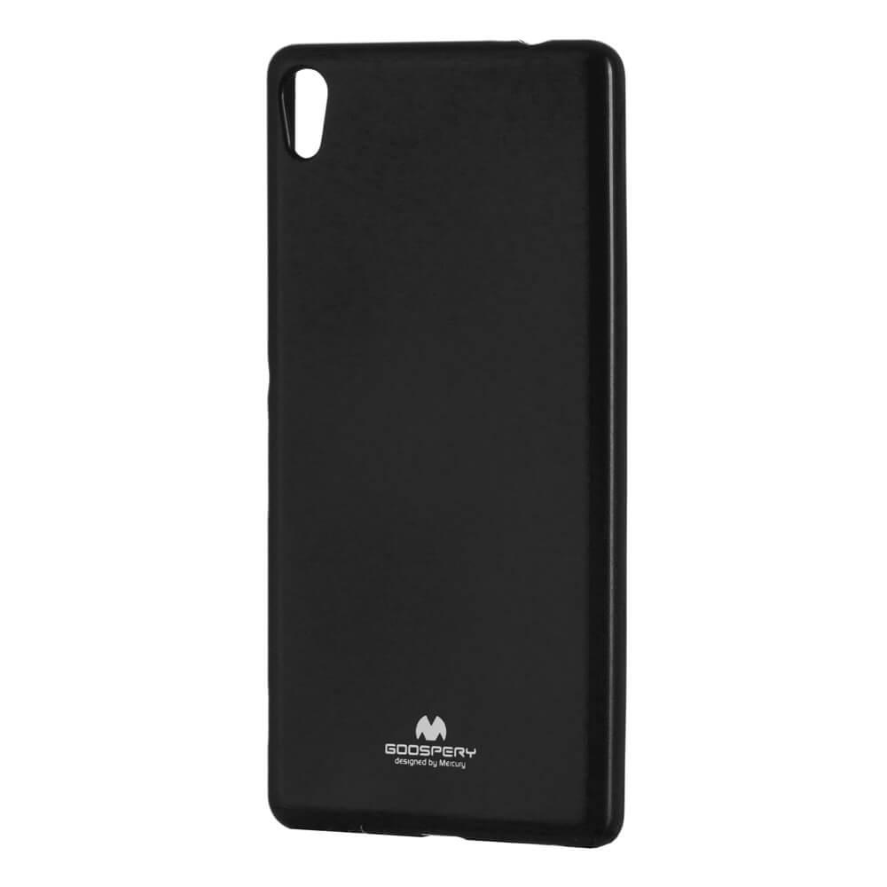 MERCURY JELLY Gumový obal Sony Xperia XA Ultra černý
