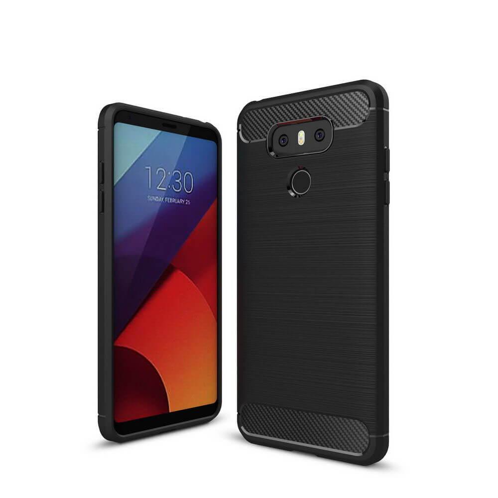 FORCELL FLEXI TPU ochranný kryt LG G6 černý
