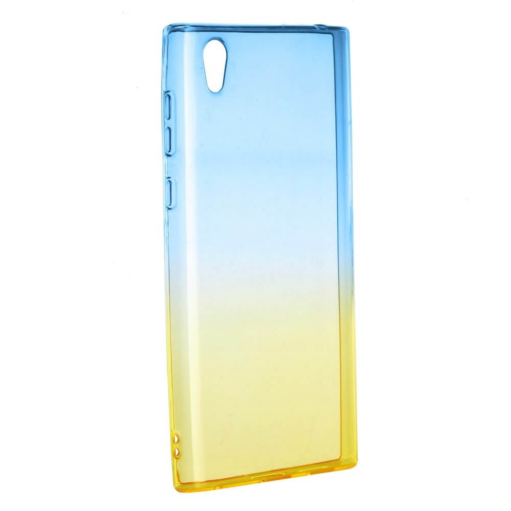 FORCELL OMBRE obal Sony Xperia L1 modrý
