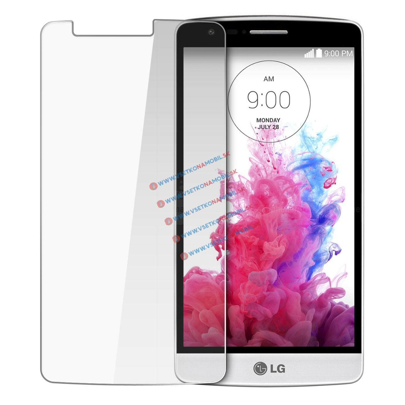 Ochranné tvrzené sklo LG G3