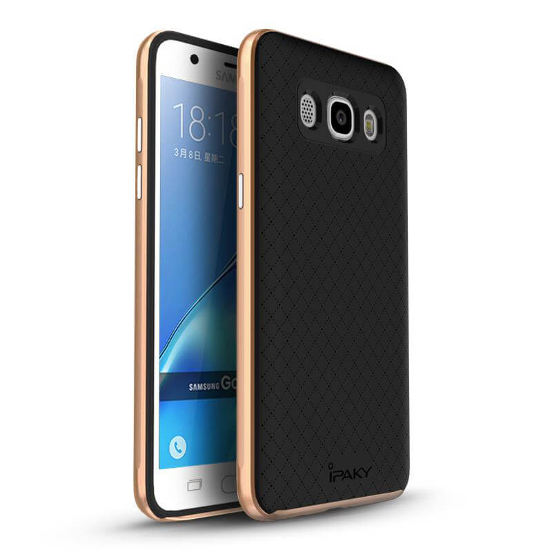 IPAKY BUMBLEBEE obal Samsung Galaxy J5 2016 (J510) ružový