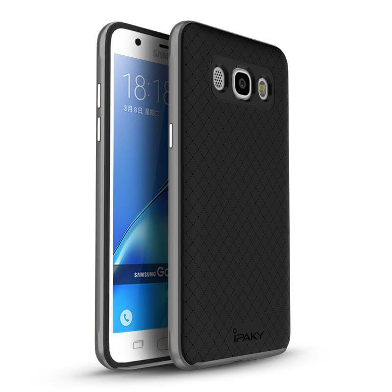 IPAKY BUMBLEBEE obal Samsung Galaxy J5 2016 (J510) šedý