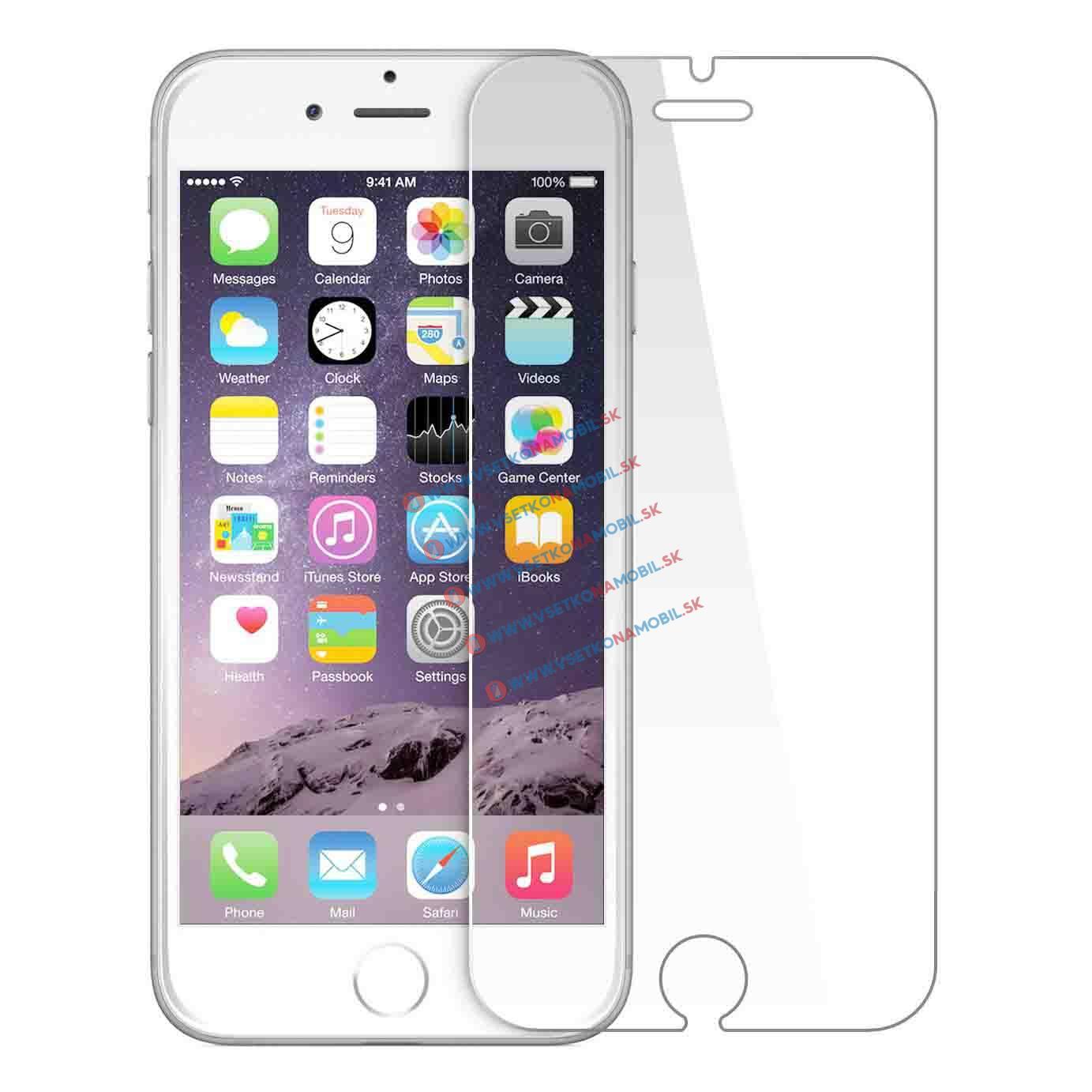 FORCELL Ochranné tvrzené sklo Apple iPhone 6 Plus / 6S Plus