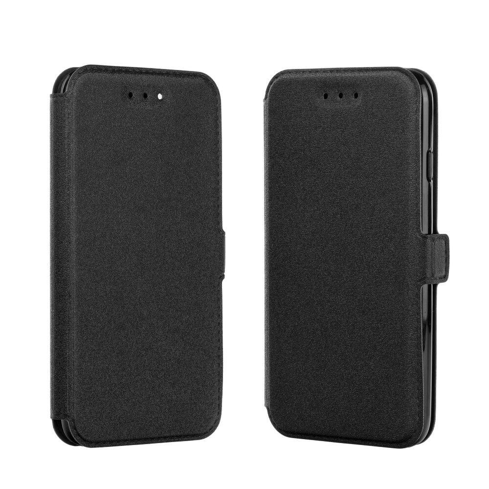 SMOOTH Peňaženkový obal Sony Xperia L1 čierny