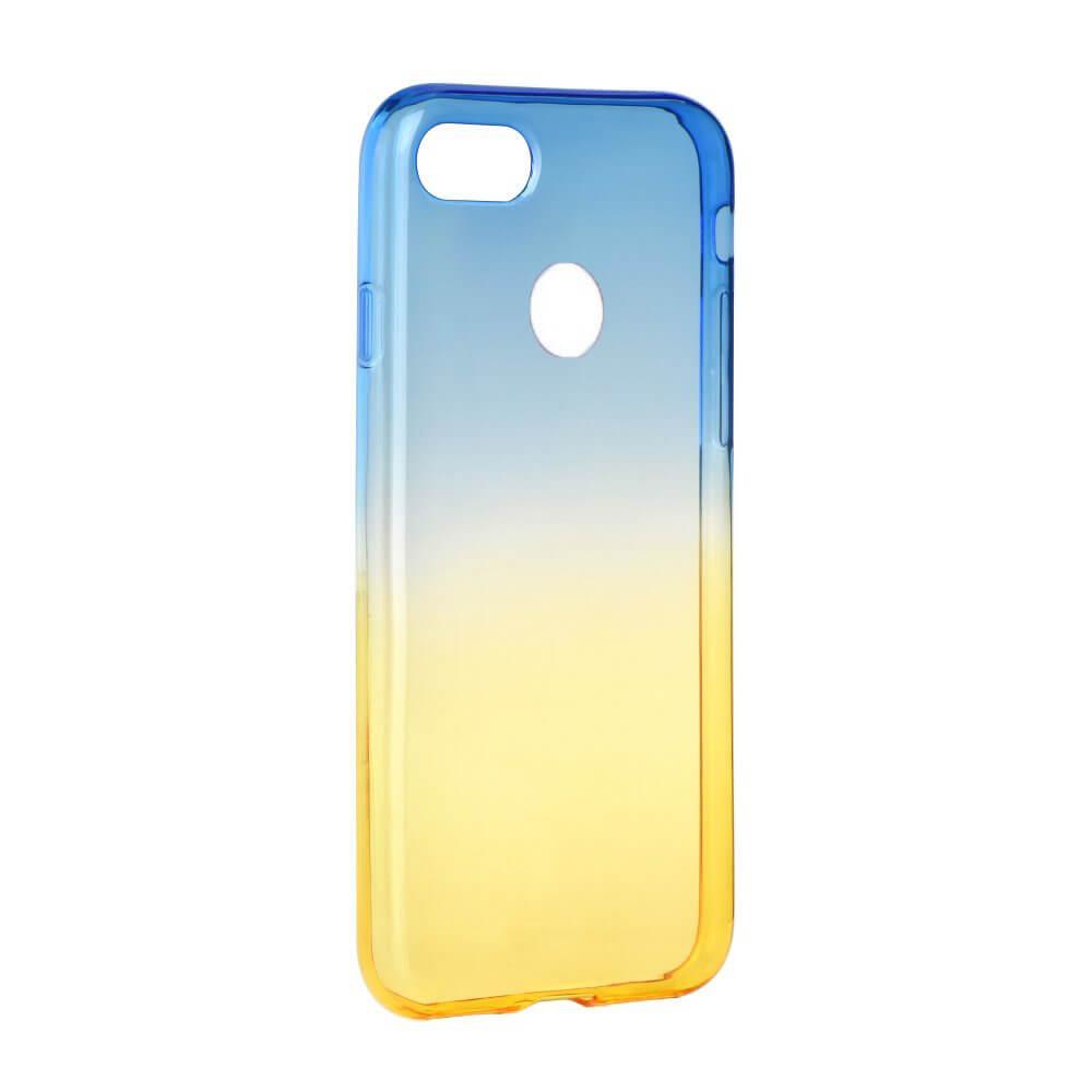FORCELL OMBRE Silikónový obal Huawei P9 Lite MINI modrý